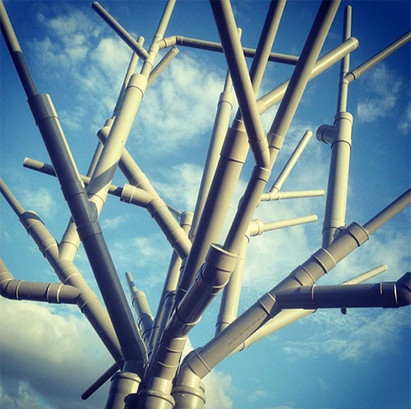 TUBE TREE - INSTALLATION