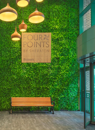 FOUR POINTS HOTEL - BRUSSELS
