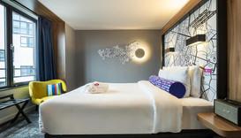 ALOFT BRUSSELS - ROOMS