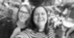 התמונה שלנו-אלונה ורוני, מנהלות we AR