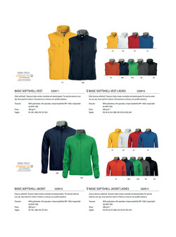 Abbigliamento Catalogo 12