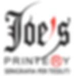 Logo Joe's Printery