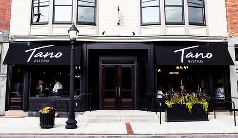 Tano Bistro, Branding, Marketing