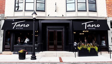 Tano Bistro, Branding, Marketing