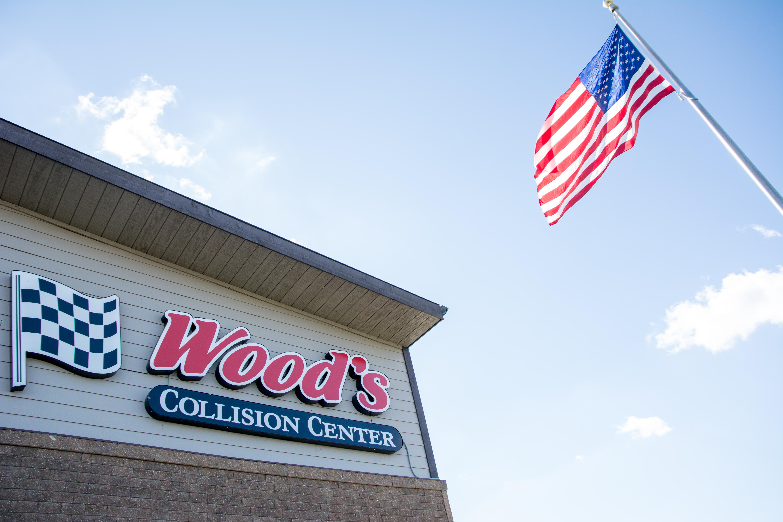 Wood's Collision Center Williamsburg