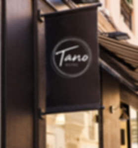 Tano Bistro, Ellie Brands, Cincinnati Design