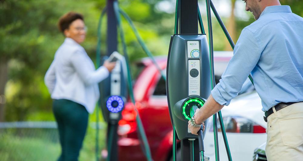 electric vehicle charging, donovan energy