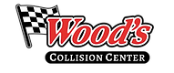 Wood's Collision Center logo
