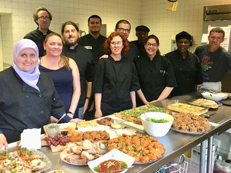 The Center for Great Neighborhoods works to create diverse community through food and culture