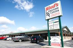 Woods Collision Center Hillsboro