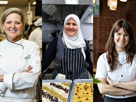 Cincinnati's Women Chefs Are Stepping Off the Line and Making a Name for Themselves in Non-Tradition