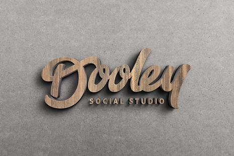 Logo Design, Dooley Social Studio