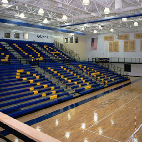 Saint Ursula converts entire academy to LED lighting