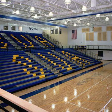 Saint Ursula converts entire academy to LED lighting