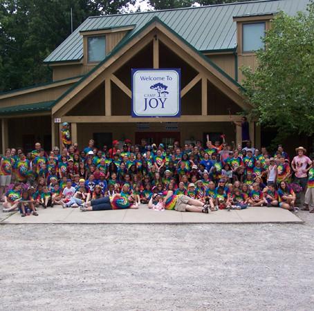 Donovan Energy helps Camp Joy go green.