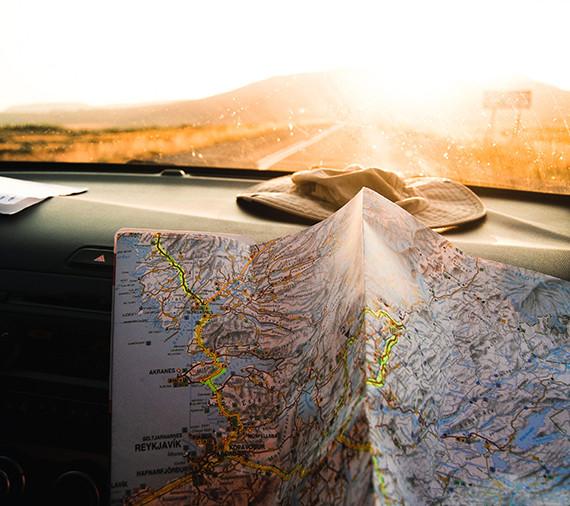 Abenteuer beginnen, wo Pläne enden!