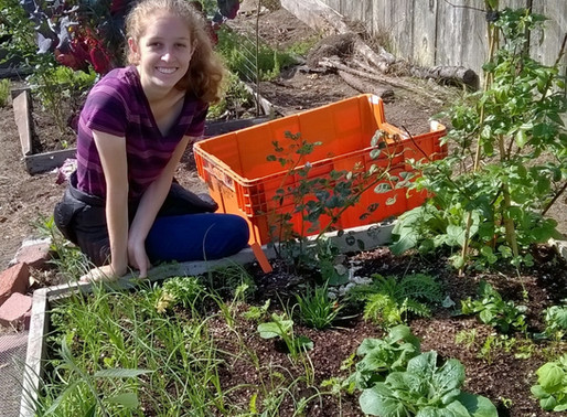 Nursery Intern Profile: Roamie Thatcher
