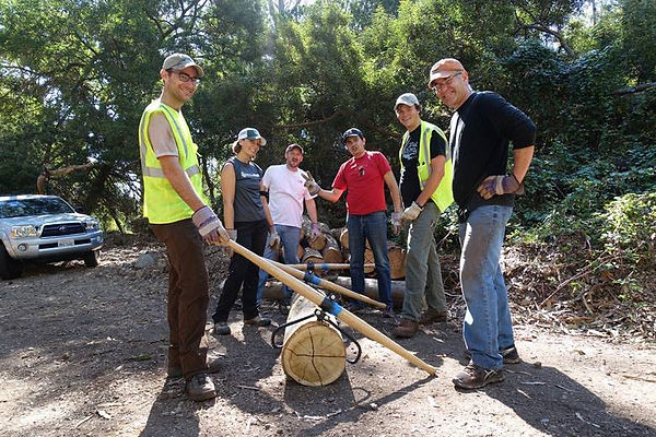 Donate to Sutro Stewards and help improve Mount Sutro's trails and habitat!