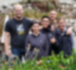 Volunteer on Mt. Sutro with Sutro Stewards with your office team
