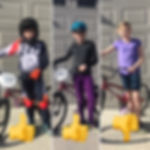 USA BMX Rider Safety Gear