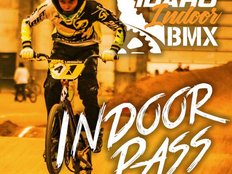 2019 Idaho Indoor Race Pass!