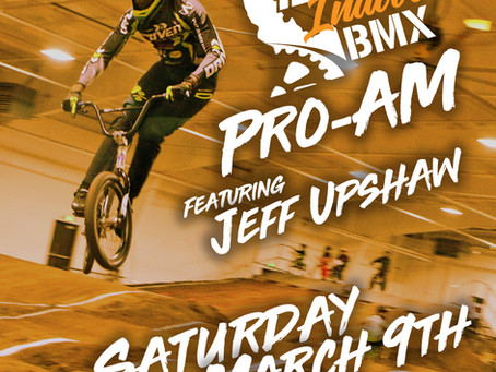 2019 Idaho Indoor BMX Pro-Am Race!