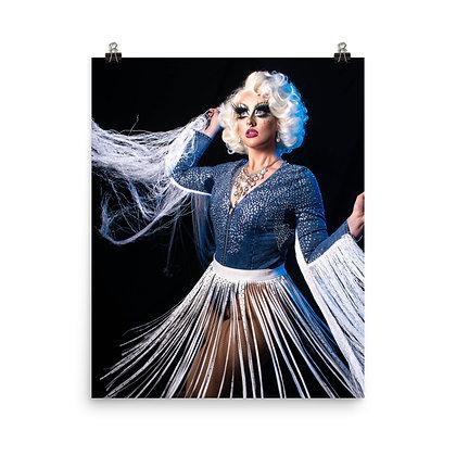 Geneva Convention 'Fringe Queen' Print