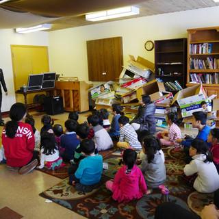 2016년 겨울 성경학교
