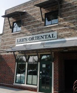 Lee's Oriental on University Ave.