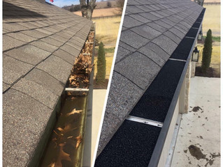 Gutter Foam Protection