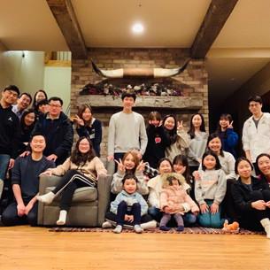 2019 추운 봄 수련회