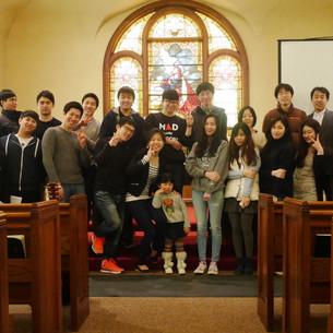 2015년 3월 단체사진