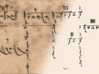 """Introducing """"Möller"""" – A Music Font for German Organ Tablature"""