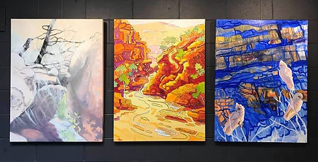 3 Paintings Arvys Gallery.jpg