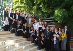 Picture Participants Rome.legg