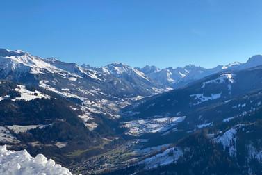 Berge Prättigau