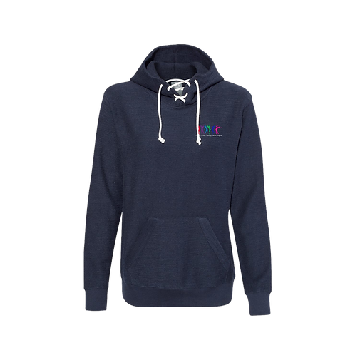 TCLL 8694 Sport Lace Hoodie Left Chest