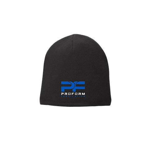 CP91L Port & Company® Fleece-Lined Beanie Cap