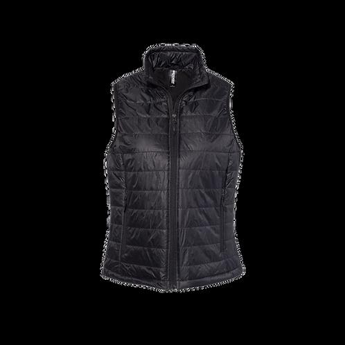 Women's Puffer Vest - EXP220PFV
