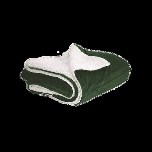 Alpine Fleece - Micro Mink Sherpa Blanket - 8712
