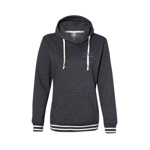 TCKK 8651 Relay Hooded Sweatshirt LeftChest