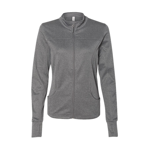 Independent Trading Co. - Women's Poly-Tech Full-Zip Track Jacket - 23576