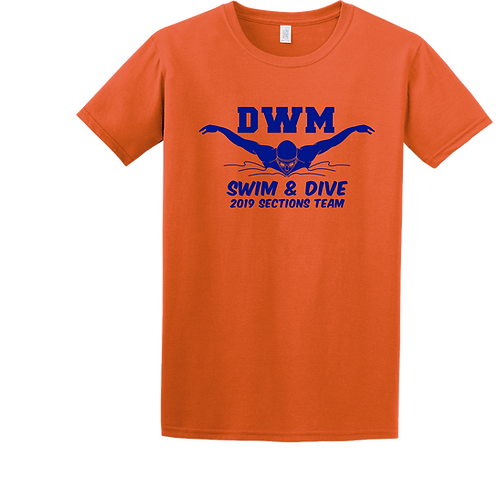 DWM Sections SoftStyle T-Shirt