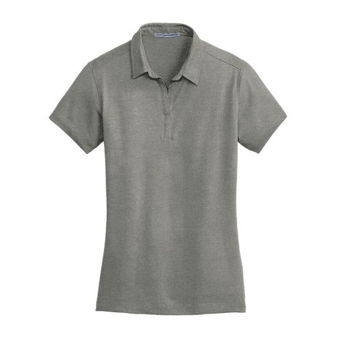 L577 PA® Ladies Meridian Cotton Blend Polo