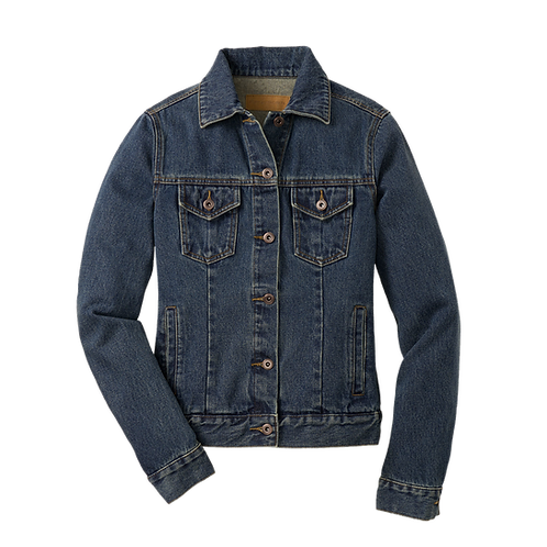 L7620 Port Authority® Ladies Denim Jacket