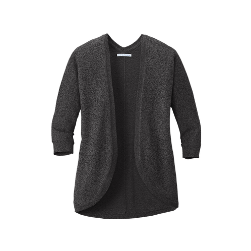 LSW416 Port Authority ® Ladies Marled Cocoon Sweater