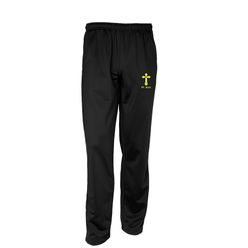YPST91 Embroidered Sport-Tek® Youth Tricot Track Pant