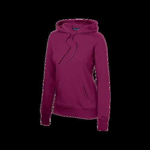 LST254  Sport-Tek® Ladies Pullover Hooded Sweatshirt
