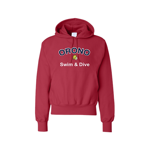 Uniform - Champion Hooded Pullover Sweatshirt - S101
