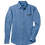 Thumbnail: Port & Company® - Ladies Long Sleeve Value Denim Shirt